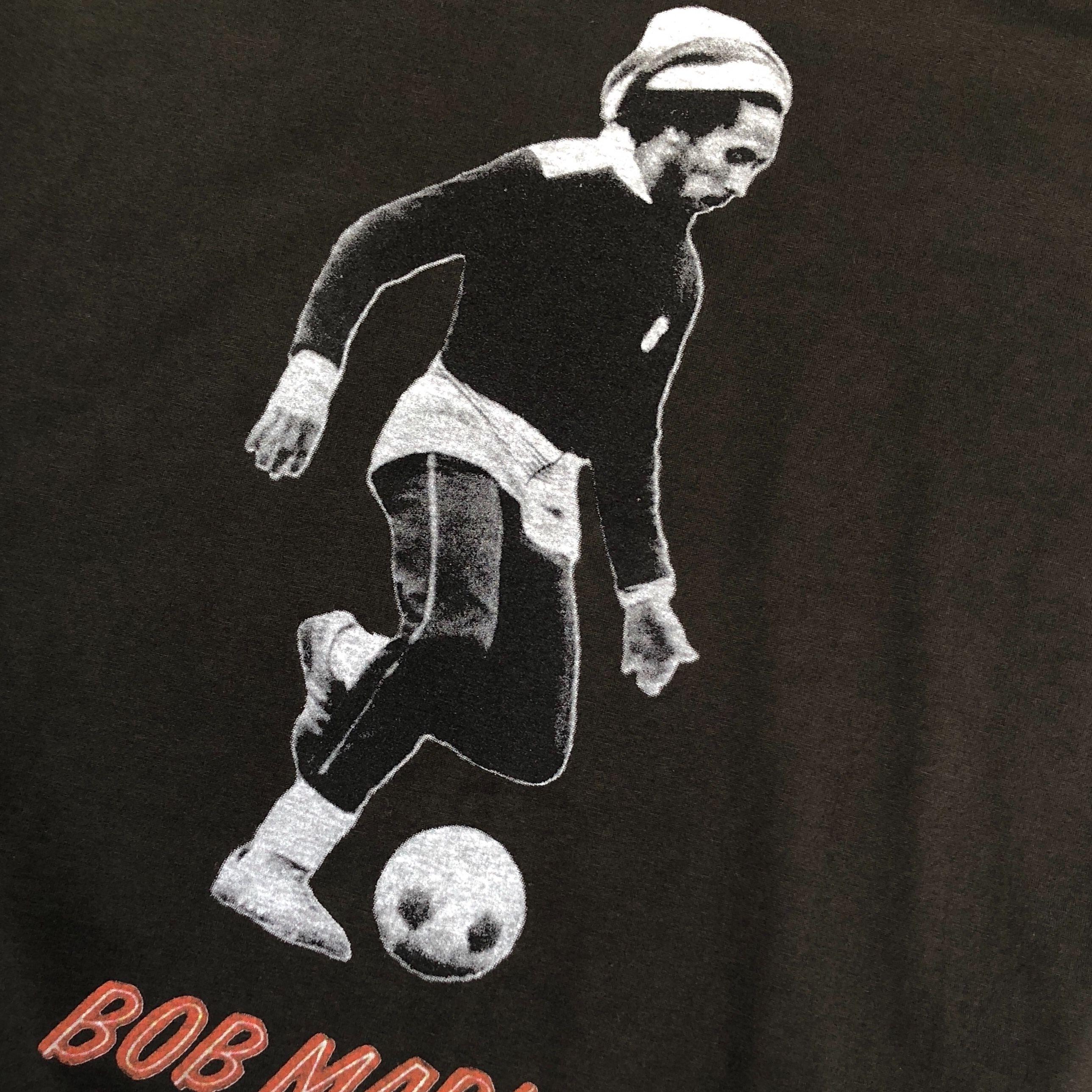 ボブマーリー サッカー