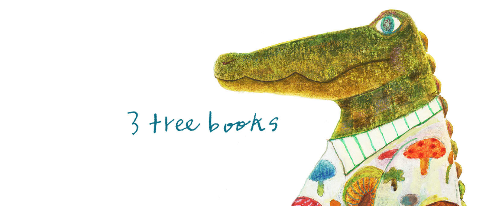 3 tree books