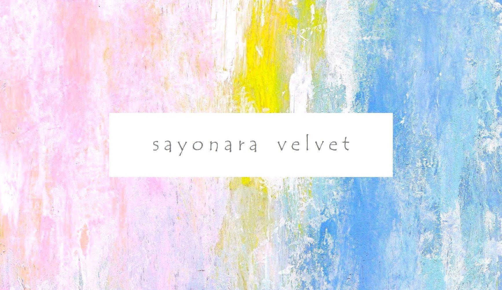 sayonara velvet