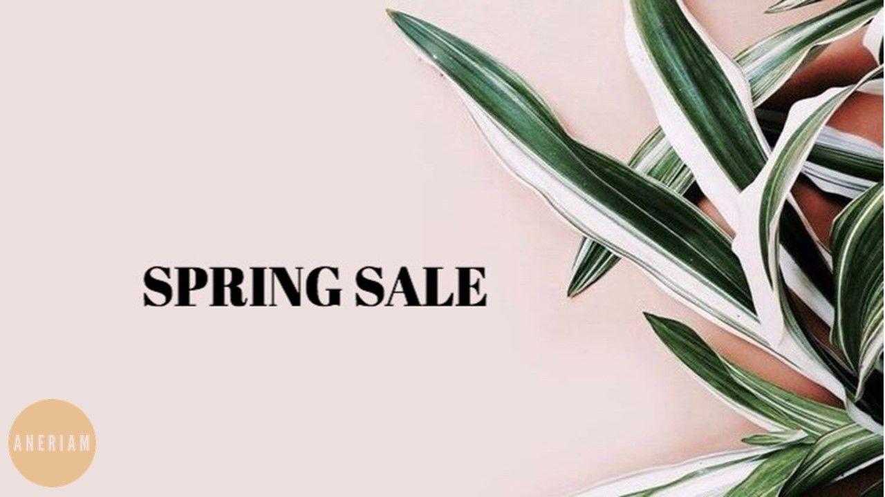 Spring Sale2019