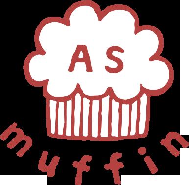 AS muffin アズマフィン