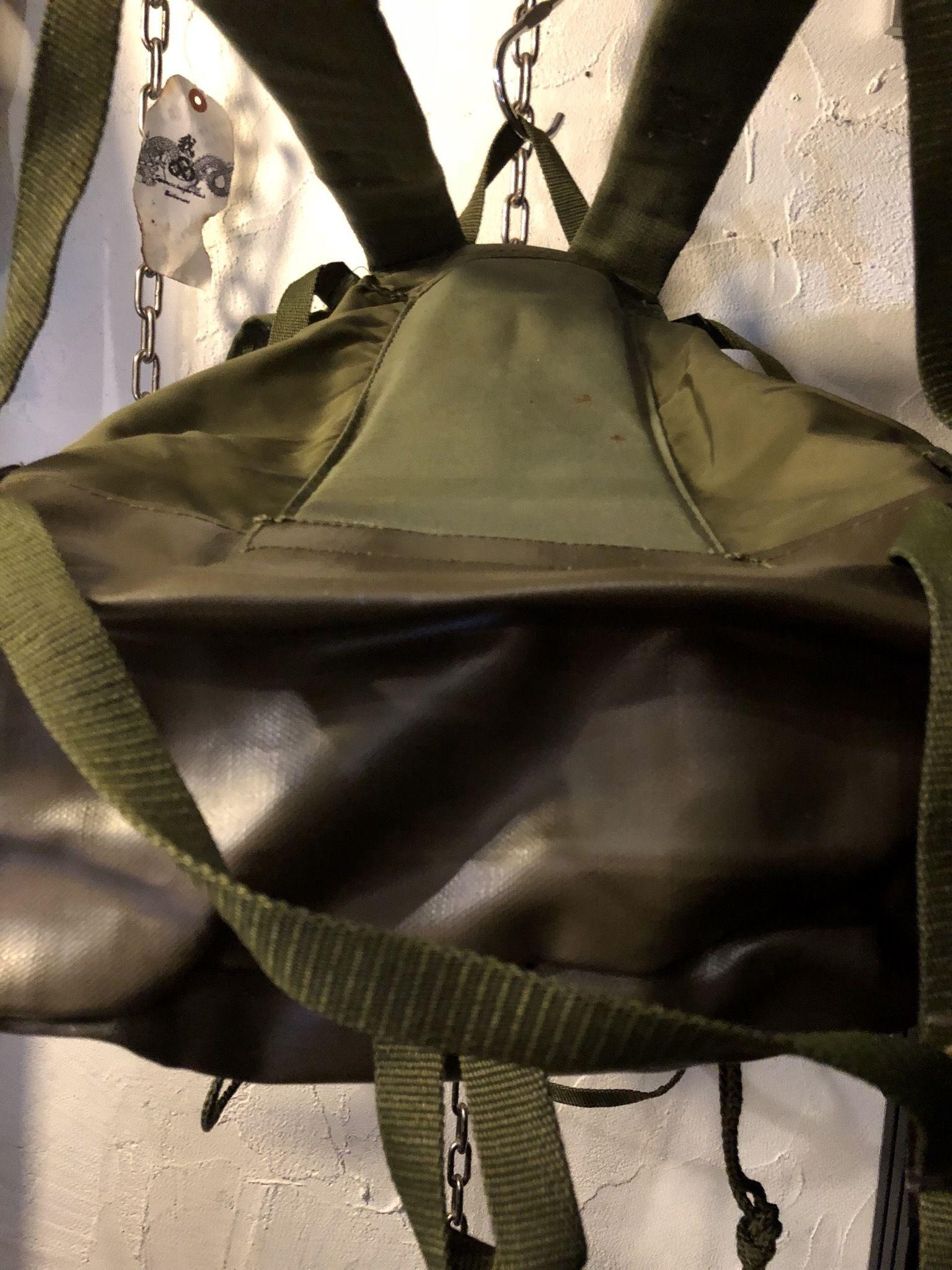 c67cfcdedc9a オールドミリタリー イタリア軍ALPINE NYLON BACKPACKデッドストックスペシャ.