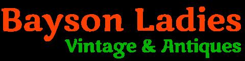 BAYSON  LADIES VINTAGE & COLLECTION