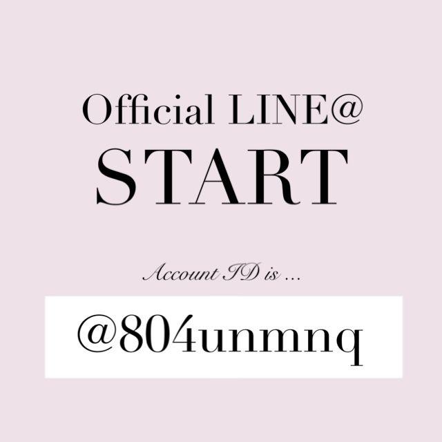 LINE追加でクーポンGET♡