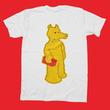 (T-shirts) Quasimoto CLASSIC-Tee-White