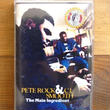 (TAPE) PETE ROCK&C.L.SMOOTH / The Main Ingredient