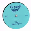 "(7"") DJ SPANIOL  / Tom - Mistura De Carimbo Com Ciranda    <world / brasil / edit>"