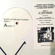 """12"""" / Joaquin Joe Claussell / UNOFFICIAL EDITS, OVERDUBS & UNRELEASED REMIXES       <HOUSE / song >"""