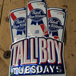 pabst sign