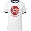 Super Shuffle / リンガーTee(ネイビー)