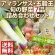 準定期品「こだわり市場」Bコース(旬の季節食材6品目)送料無料