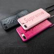 sup型押しレザーiPhoneケース