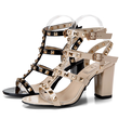 studs editor sandal