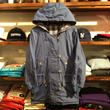 MULBERRY STREET reversible moutain parka(S)