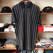 POLO RALPH LAUREN stripe polo shirt (M)