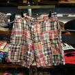 J.CREW patchwork short pants