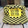 NEW YORK NEW YORK HOTEL&CASINO  check flat cap