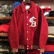 Supreme varsity jacket(M)