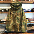 Military camo GORE-TEX  nylon jacket (L)