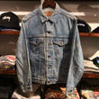 Levi's 70506 denim jacket(M)