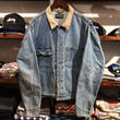 POLO COUNTRY denim jacket(L)