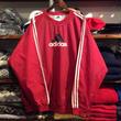 adidas 3 line naylon jacket