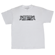 FUCKING AWESOME Preying Tee-WHITE