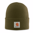 CARHARTT ACRYLIC WATCH CAP ARMY GREEN