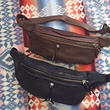 (再入荷) EARLY MORNING 『BELT BAG (DEER)』