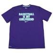 """【日本未発売】NIKE """"BASKETBALL IS MY GIRLFRIEND"""" T-Shirts (Purple / Aqua blue)"""