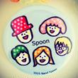Spoonオリジナル缶バッチ