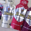 ORGANIC ENAGY GELS  (HONEY STINGER)