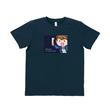 はじめしゃちょー エンディングver. Tシャツ (ネイビー)【9月上旬〜発送】