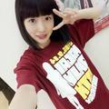 永井杏樹生誕記念Tシャツ 限定40枚