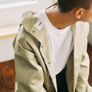kudos / DOULE SLEEVE WORK SHIRT - BEIGE
