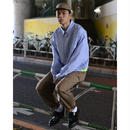 ROTOL / BIG SHIRT L/S - BLUE