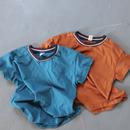 kids★line neck  T-shirt