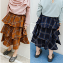 kids★romantic frill skirt