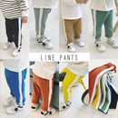 kids★color line  pants