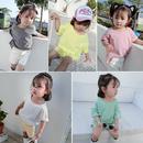 kids★simple wide T-shirt