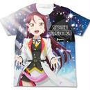 桜内梨子フルグラフィックTシャツ  MIRAI TICKET Ver.     [ラブライブ!サンシャイン!!]