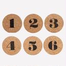 メール便発送商品/Nicolas Vahe Coaster 6 design set /ニコラヴァエ コースター 6デザインセット