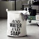 House Doctor Laundry Bag / ハウスドクター ランドリー バッグ