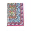 メール便発送商品 / LIBERTY Paisley Scallops A5 Notebook / リバティ ペイズリースキャロップ A5ノート