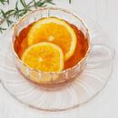 狭山紅茶とブラッドオレンジのフルーツティー