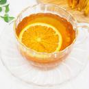 狭山ほうじ茶と柑橘のフルーツティ