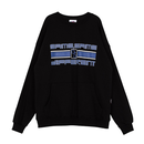 Motivestreet SLOGAN SWEAT SHIRT (Black)