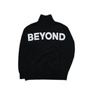 『LOUPS BLANCS』Beyond Turtle Neck (Black)