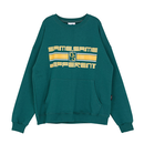 Motivestreet SLOGAN SWEAT SHIRT (Green)