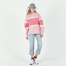 BY.L  LOVE LINE SWEATSHIRT (Pink)